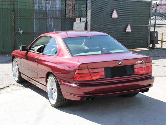 This Damn Near Perfect 1991 Bmw 850i Is Cheaper Than You D Expect