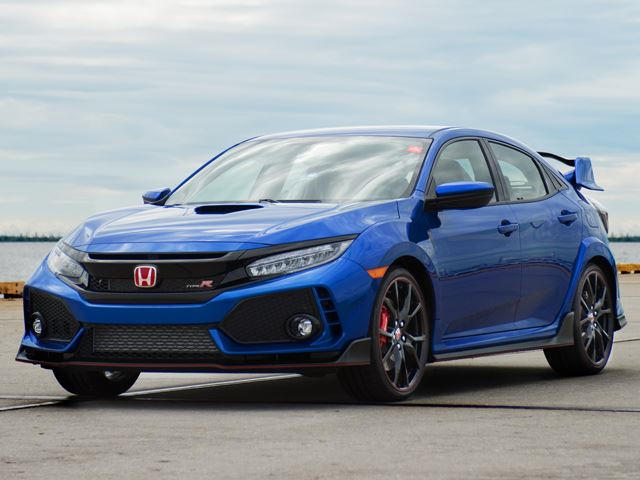 Buy The First Honda Civic Type R And Donate To Charity All At Once