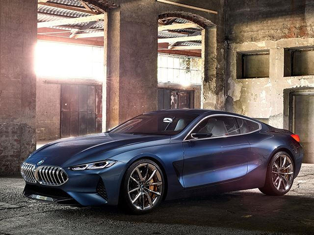 BMW M8 Will Compete With Porsche 911 And AMG GT Instead Of S Class