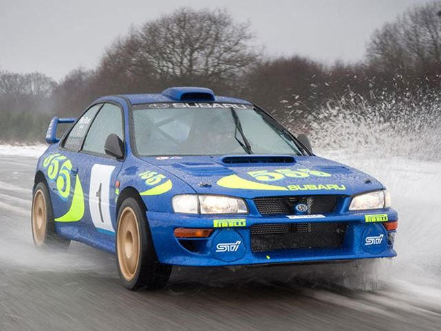 This Is The Most Expensive Subaru To Ever Sell At Auction Carbuzz