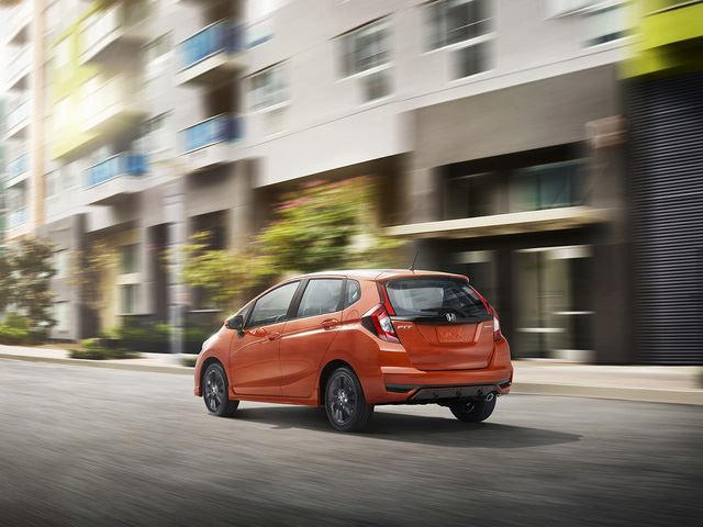 New Honda Fit Could Be The Best Cheap Car On The Market   CarBuzz