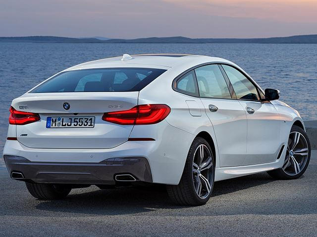 Bmw 6 Series Gt Unleashed To Replace The Ugly 5 Series Gt Carbuzz