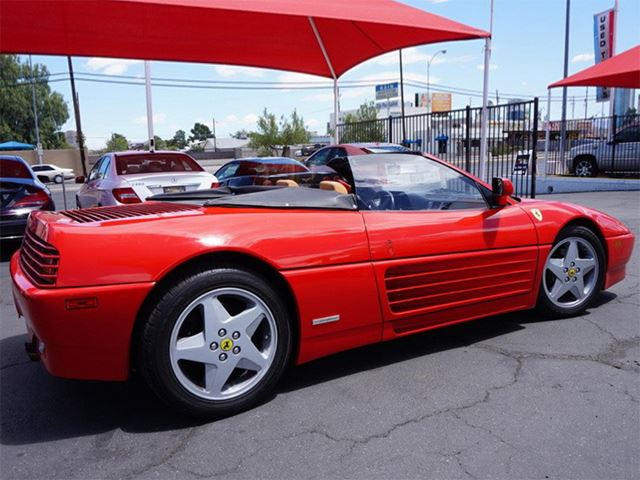 how much longer will the ferrari 348 still be relatively affordable carbuzz. Black Bedroom Furniture Sets. Home Design Ideas