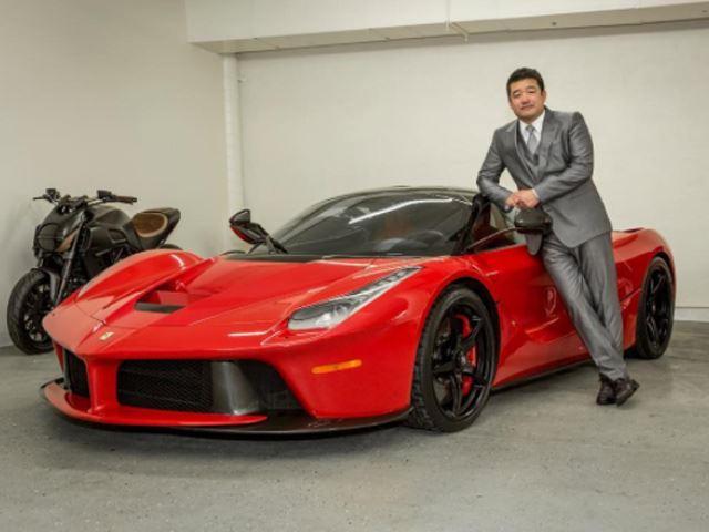 50 Million Ferrari Collection Isnt Enough To Buy A Laferrari