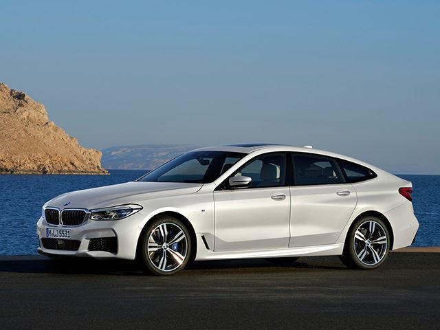 2018 Bmw 6 Series Gt First Look Review We Re Still Not Sure Why
