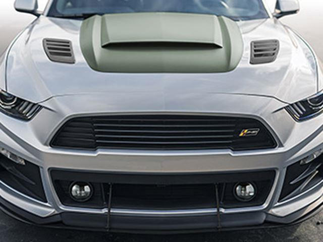 Meet The All New 727 Hp Roush P 51 Mustang Carbuzz