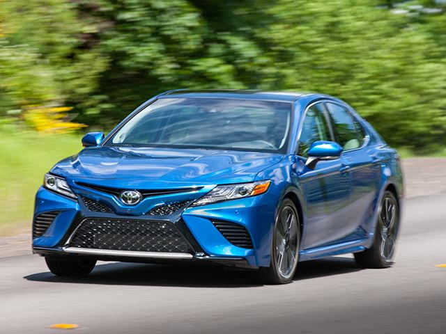 You Ll Soon Be Able To Buy A 2018 Toyota Camry With Over 300 Hp