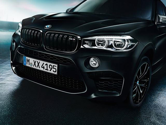 The Bmw X5 M And X6 M Get A Menacing Makeover Carbuzz