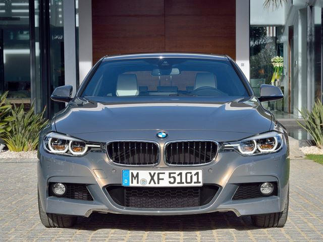 An All Electric Bmw 3 Series Is Coming To Battle The Tesla Model 3