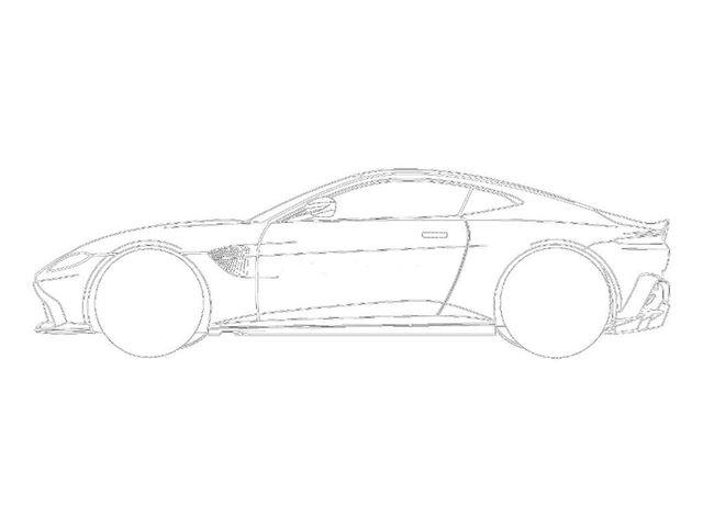 Leaked Patent Images Detail How The New Aston Martin Vantage Will