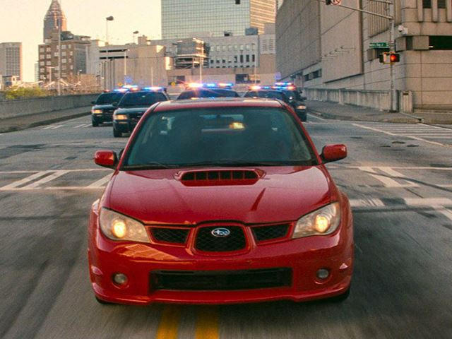 Baby Driver S Stunt Driver Condemns Cgi In Car Movies Carbuzz