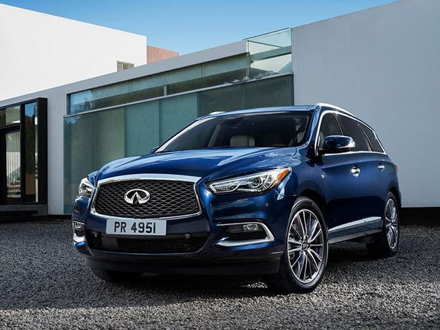 These Are The 5 Differences We Found Between An Infiniti QX60 And