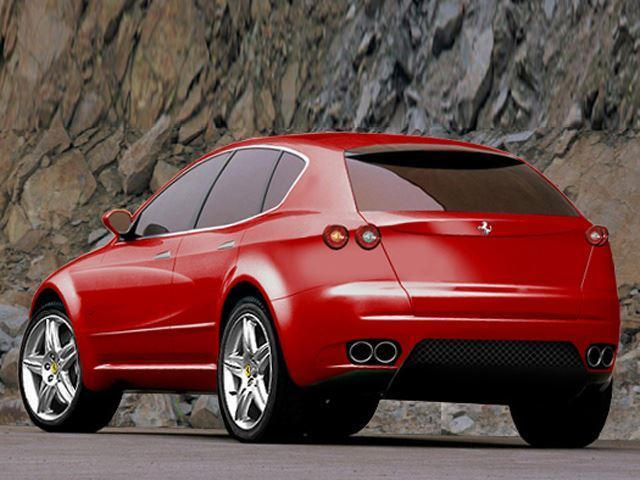 A Ferrari SUV Will Arrive In 2021 - CarBuzz