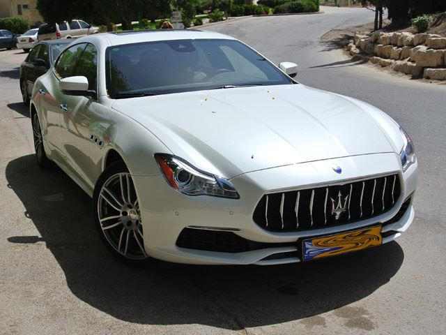 עדכני 2017 Maserati Quattroporte Review: Driving Through The Middle East PG-05