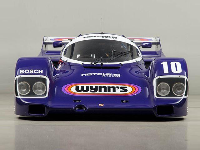This Potent Porsche  Race Car Has A   Million Price Tag