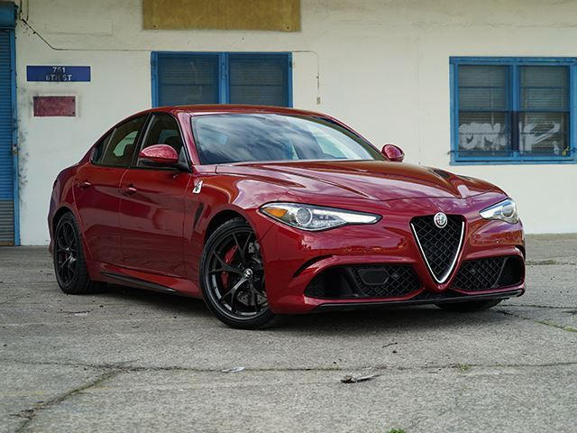 alfa romeo seems to be in the middle of a giulia reliability crisis