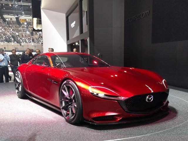 High Quality RUMOR: Mazda RX 9 Will Be Revealed At The Tokyo Motor Show   CarBuzz