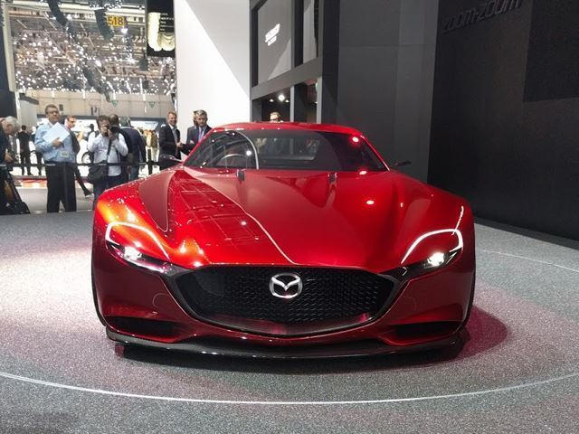 RUMOR: Mazda RX 9 Will Be Revealed At The Tokyo Motor Show   CarBuzz