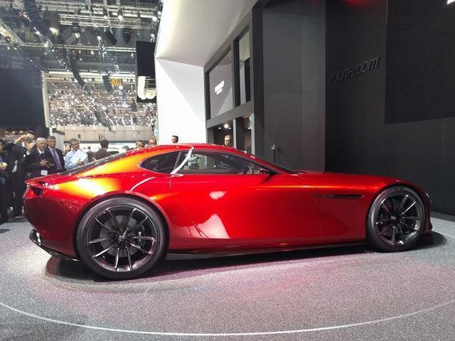 Rumor Mazda Rx 9 Will Be Revealed At The Tokyo Motor Show Carbuzz