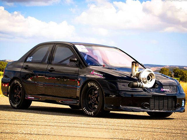 meet the world s fastest mitsubishi evo with 1 700 horsepower carbuzz. Black Bedroom Furniture Sets. Home Design Ideas