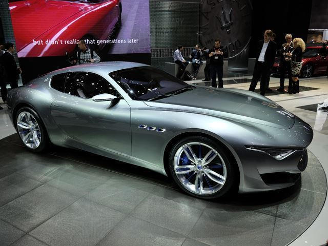 Maserati Might Just Might Launch A New Granturismo In 2020 Carbuzz