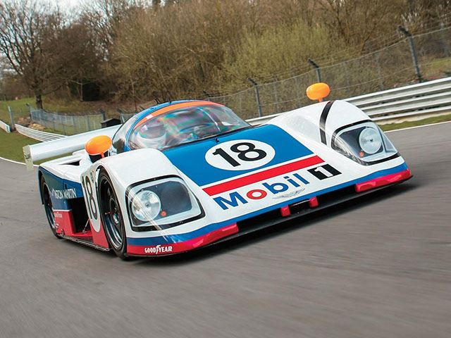 These Aston Martin Racing Rarities Are Worth Over $20 Million   CarBuzz