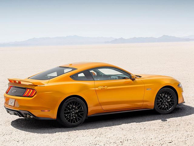 If Youll Recall The New Stang A Refreshed Version Of The Hugely Successful Globalized Independent Rear Ended Version Thats On Sale Today