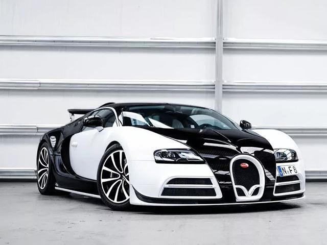 This Bugatti Veyron Mansory Vivere Is One Of Two In The World Carbuzz