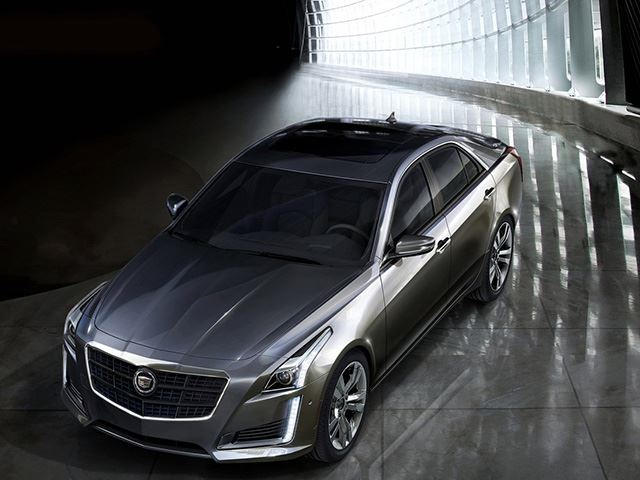 Cadillac Ats 2.0 T >> Cadillac Is Bringing The Axe Down On The ATS, CTS, And XTS ...
