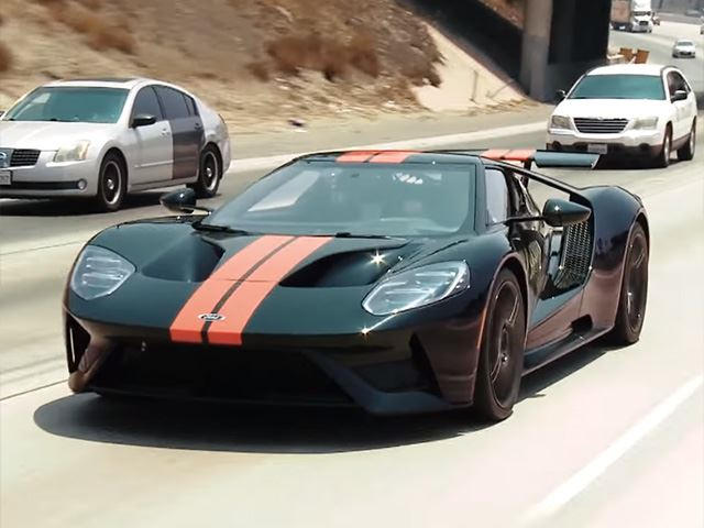jay leno s 2017 ford gt cost over 500 000 carbuzz rh carbuzz com