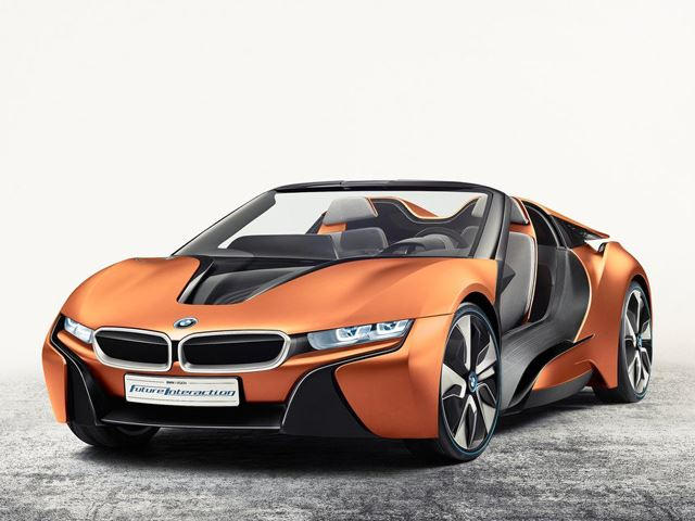 Finally The Bmw I8 Spyder Has An Almost Official Debut Date Carbuzz