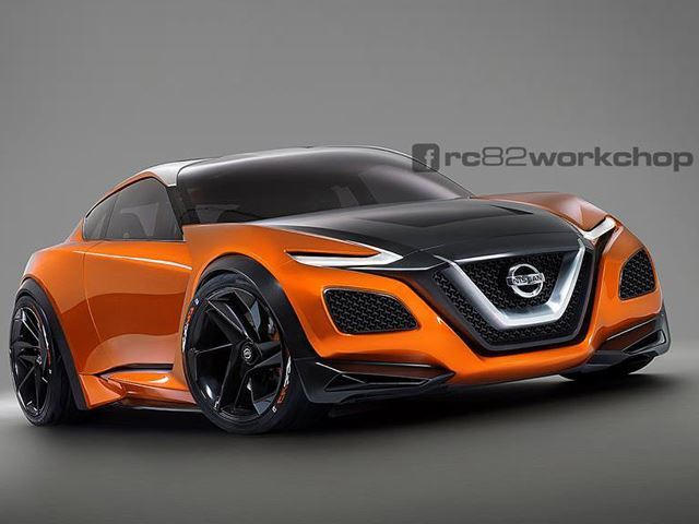 Nissan 390Z Concept Rumored For Tokyo Motor Show Reveal ...