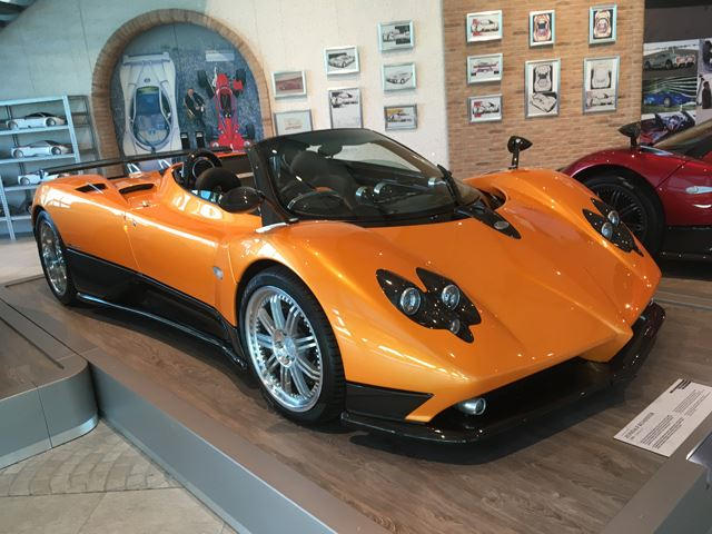 pagani has built a factory just as exquisite as his cars - carbuzz