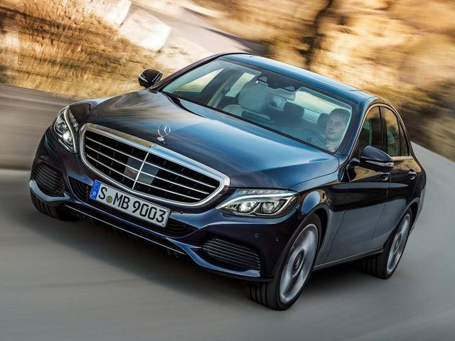 Say Goodbye To Hood Ornaments On The Mercedes Benz C Class Carbuzz