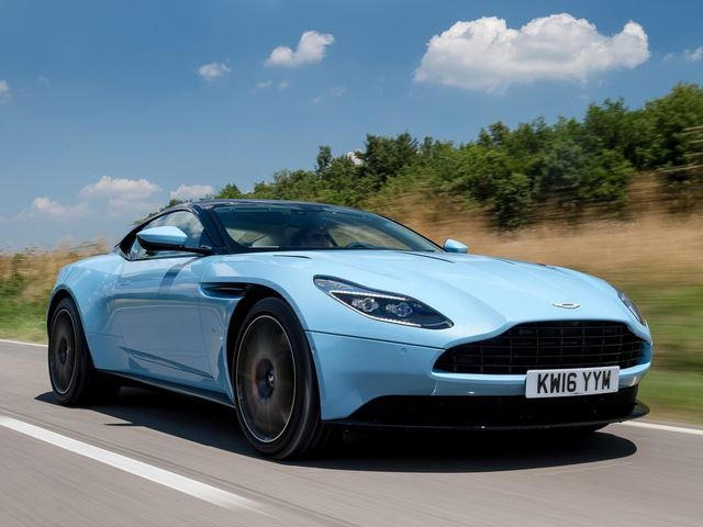 Aston Martin Will Be Fully Hybrid In Less Than A Decade Carbuzz