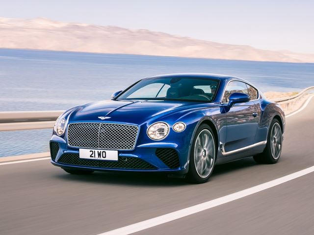 Merveilleux This Is The All New 626 HP Bentley Continental GT   CarBuzz