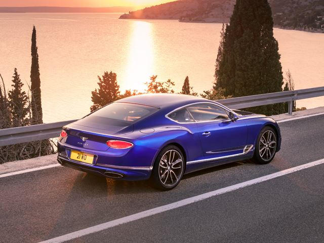 This Is The All New 626 HP Bentley Continental GT   CarBuzz