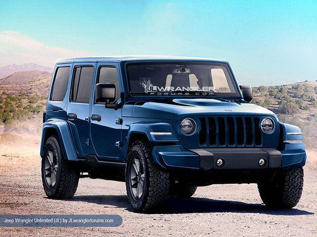 Jeep Wrangler 2018 Tuning >> Here Is Jeep's New 2019 Wrangler Rollout Plan - CarBuzz