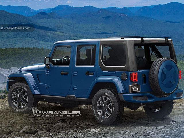 Here Is Jeep S New 2019 Wrangler Rollout Plan Carbuzz