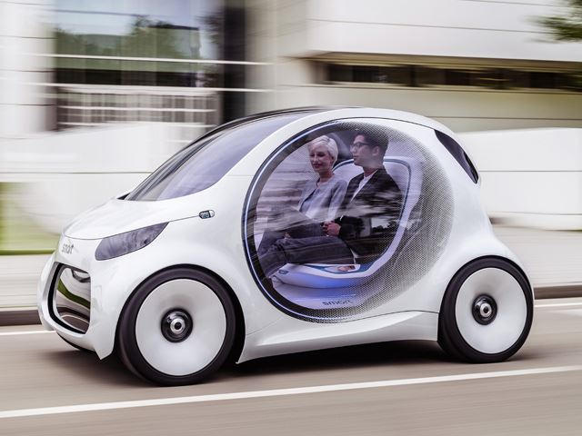 This New Smart Car Concept Proves Why Americans Hate Smart Cars ...