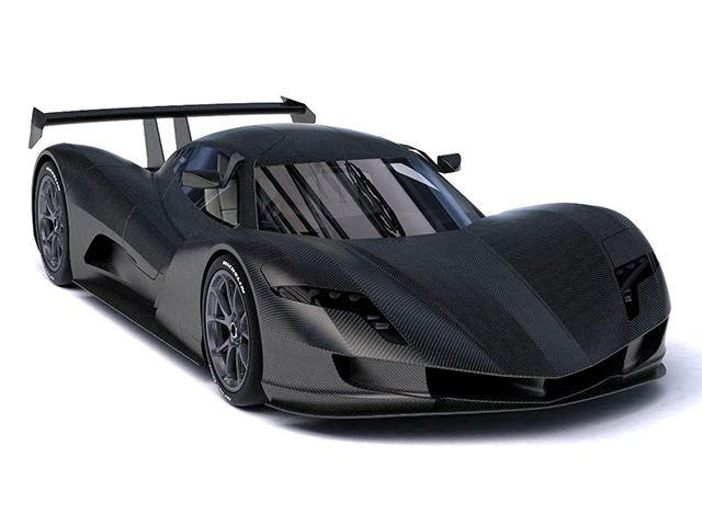 This Japanese Electric Supercar Aims To Be The Fastest Car