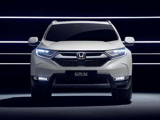 Hybrid Honda Crv >> Could The Honda Cr V Hybrid Prototype Make It To The Us Carbuzz