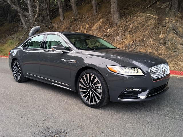 2018 Lincoln Continental Review: We Learned That Lincoln ...