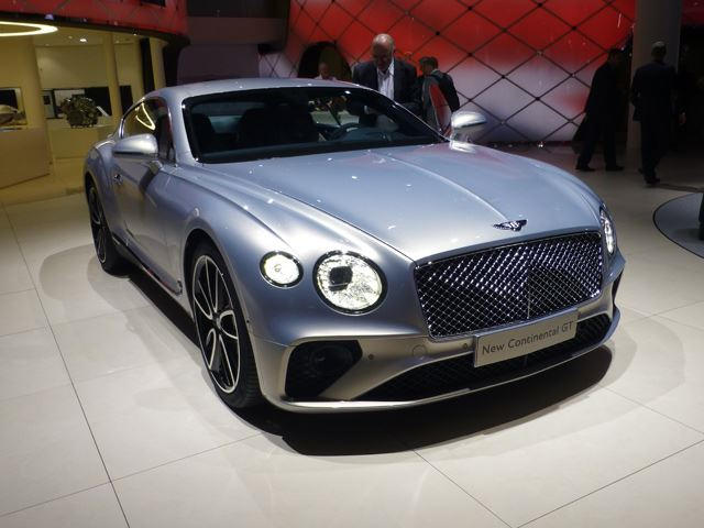 The New Bentley Continental GT Is A Tour De Force   CarBuzz