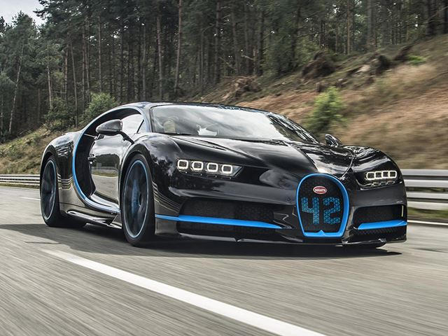 Bugatti Chiron Successor To Start Development In 2019 Carbuzz