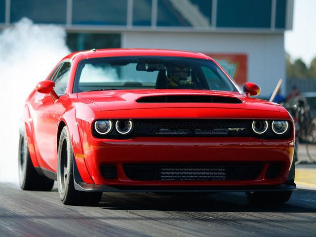 It S Only A Matter Of Time Until The First Dodge Challenger Demon