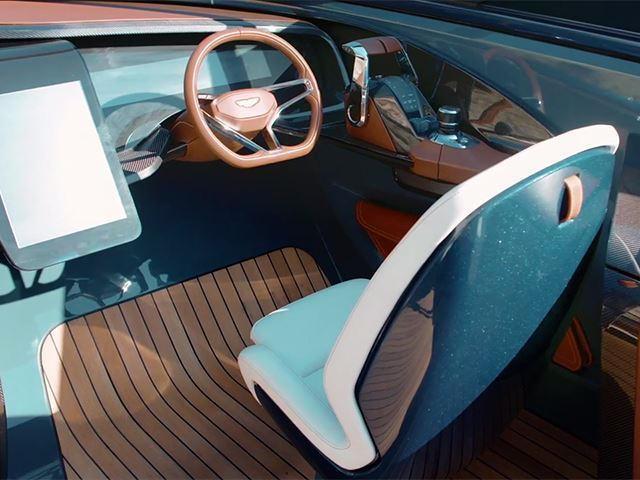 Meet Project Neptune Aston Martin Designs Swanky Submarine Carbuzz