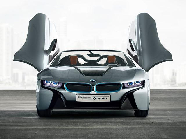 This Is How The Bmw I8 Roadster Will Be Better Than The Current