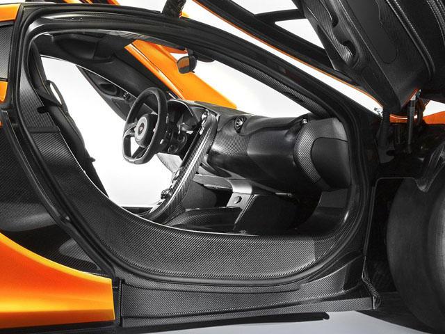 4 & McLaren P1 Opens its Doors - CarBuzz