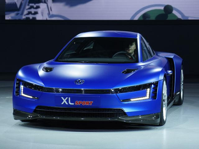 This Is The Future Vw Unveils Ducati Powered Xl Sport Carbuzz